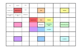 Graphic Organizer  Lotus Diagram by Lightbulb Moments Learning | TpT