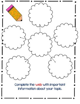 Graphic Organizers for Any Paragraph! by White Dog