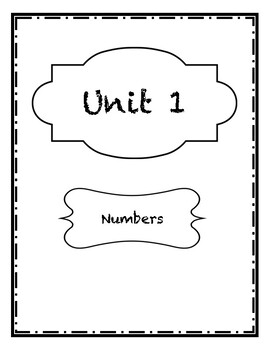 Guided Notes Operations with Rational Number and Integers
