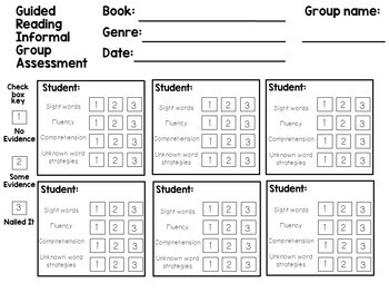 Guided Reading Organization by Sassy Savvy Simple Teaching