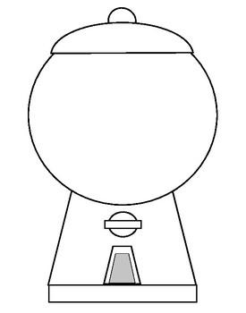 Gumball Machine Articulation Activity by Enlighten by
