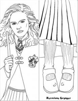 HARRY POTTER by J. K. Rowling: Studying Characters—10 Big