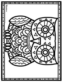 Halloween Coloring Pages ( October coloring sheets) by