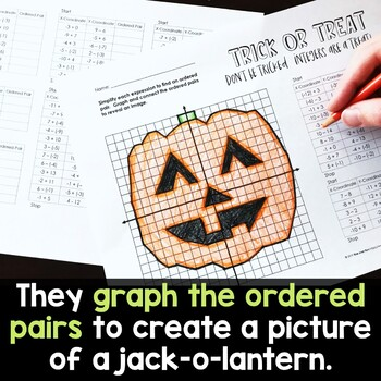 Halloween Math: Adding and Subtracting Integers Mystery