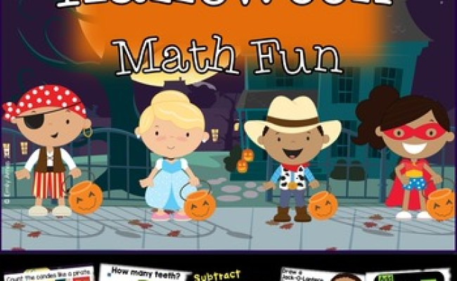 Halloween Math Powerpoint Games By Emily Ames Teachers