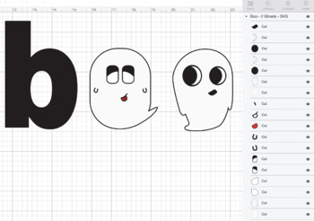 "halloween svg ""boo 2 ghosts """