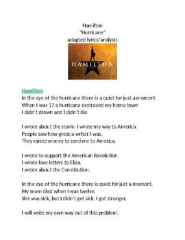 Immigrants We Get The Job Done Hamilton Lyrics : immigrants, hamilton, lyrics, Immigrants, Lyrics, Analysis