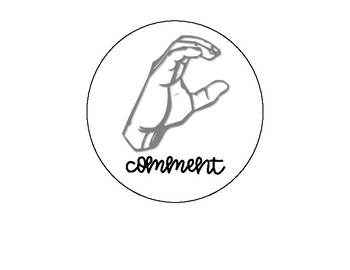 Hand Signals: Question, Comment, and Concern by Miss