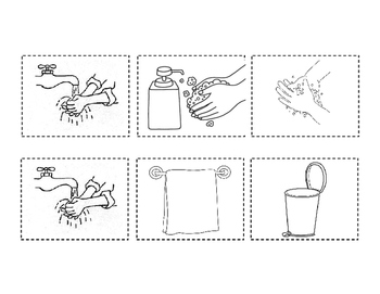 Handwashing--Interactive Book--English Version by A