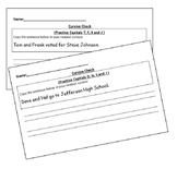 Handwriting Without Tears Worksheet Teaching Resources