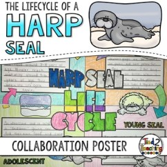 Harp Seal Life Cycle Diagram 2007 F150 Trailer Wiring Activity Collaborative Research Poster Tpt