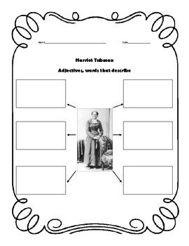 Harriet Tubman Unit Common Core Civil War Underground