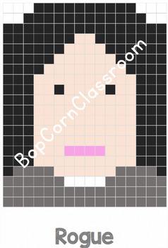 Harry Potter Pixel Art 22 Mod 232 Les By Bopcorn Classroom Tpt