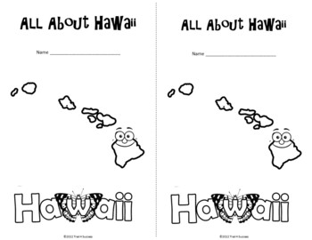 Hawaii Webquest Informational Reading Research Activity