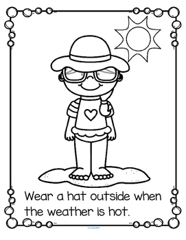 Healthy Habits Centers and Activities for Preschool and