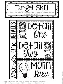 Helen Keller Unit 3, Lesson 14 Journeys Print & Go with