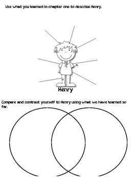 Henry Huggins {Comprehension Pack} by The Klare Connection