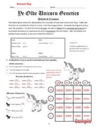 Heredity & Genetics Bundle / Mendelian Genetics Activities ...