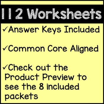 Holiday Math Worksheets for the Whole Year 3rd Grade