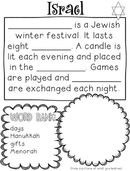 Holidays Around the World Unit {Part 1} by Rachelle Smith