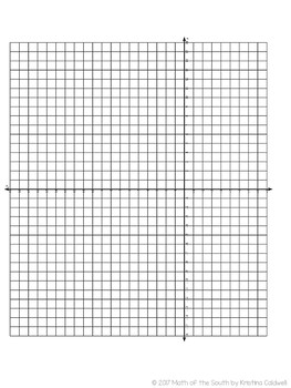 Graphing Coordinate Points Activity to Guide the Viewing