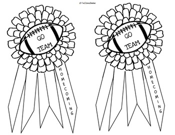 Homecoming Mums and Garters by Wish Upon a Starkey Crafts