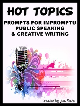 Impromptu Speech Topics