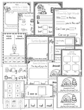 Journeys Lesson 14 Kindergarten Supplemental Materials by