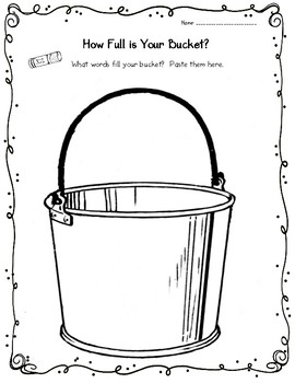How Full is Your Bucket? (For Kids): Text-Dependent