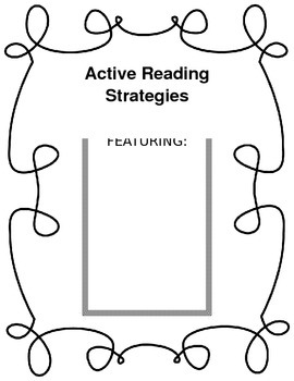 How to Be Cool in Third Grade-Using Active Reading