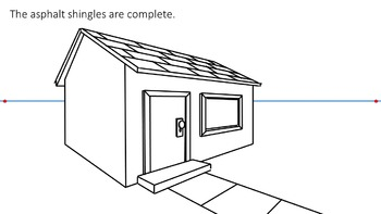 How to Draw a 3D House (2-Point Perspective) by Jacob