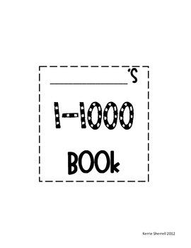 Printable Blank 1000 Chart