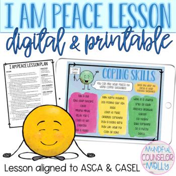 i am peace lesson