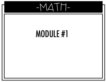 I Can Statements-4th Grade Engage NY Modules by Teachin