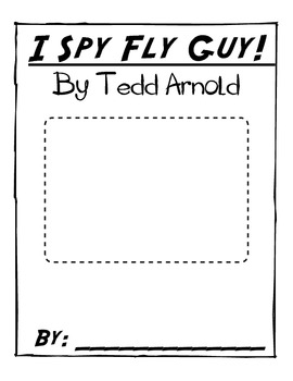 I Spy Fly Guy Comprehension Questions by Differentiation