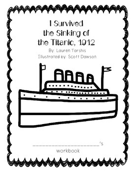 I Survived the Sinking of the Titanic by Mrs Merkles