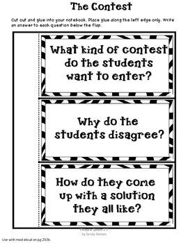 I Wanna Iguana 3rd Grade Reading Street Resource Packet