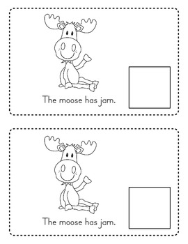 If You Give a Moose a Muffin Emergent Reader by Keri