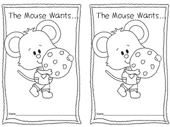 Mouse Cookie Pre-K and Kindergarten Activities by Fun in
