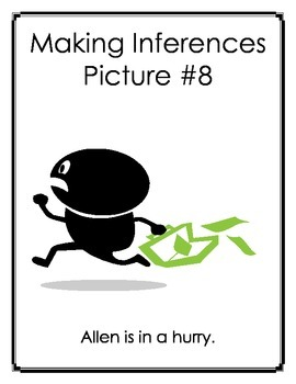 Inference Carousel: Making Inferences with Pictures and