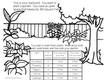 Integrated Math Projects GROWING Bundle Grades 3-5 by