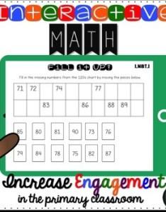 Interactive nbt math read  count to for the google drive classroom also rh teacherspayteachers