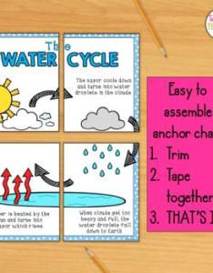 Interactive anchor chart notebook water cycle also tpt rh teacherspayteachers