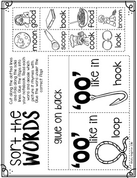 Interactive Phonics Notebook First Grade by Kelly Knighton