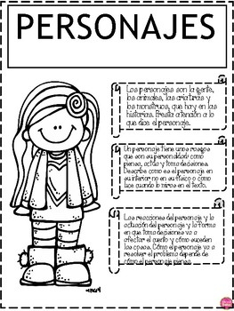 Interactive Reading Notebook in Spanish by The Bilingual
