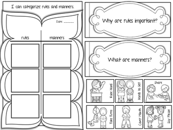 Interactive Social Studies Journals {K-2} by Primary