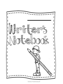 Interactive Writer's Notebook for 4th and 5th grade by The