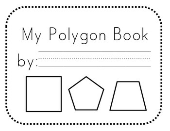 Polygons Activities by To the Square Inch- Kate Bing