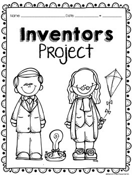 Inventors Research Project {Directions, Pictures, and