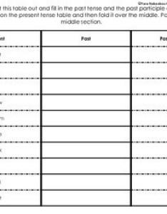 also irregular verbs game puzzles editable present past participle rh teacherspayteachers